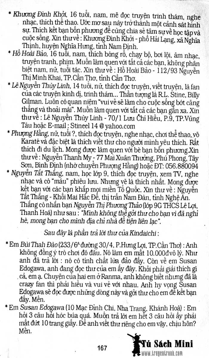 Thám Tử Kindaichi chap 204 – End Trang 40 - Mangak.info