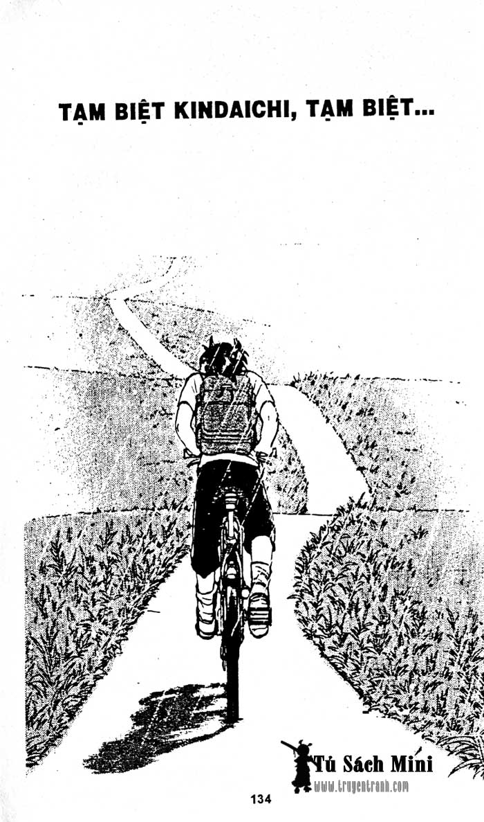 Thám Tử Kindaichi chap 204 – End Trang 7 - Mangak.info