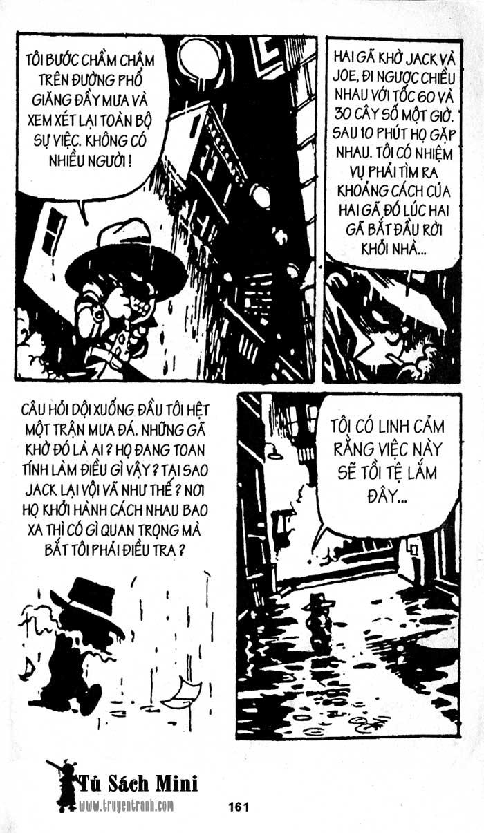 Thám Tử Kindaichi chap 204 – End Trang 34 - Mangak.info