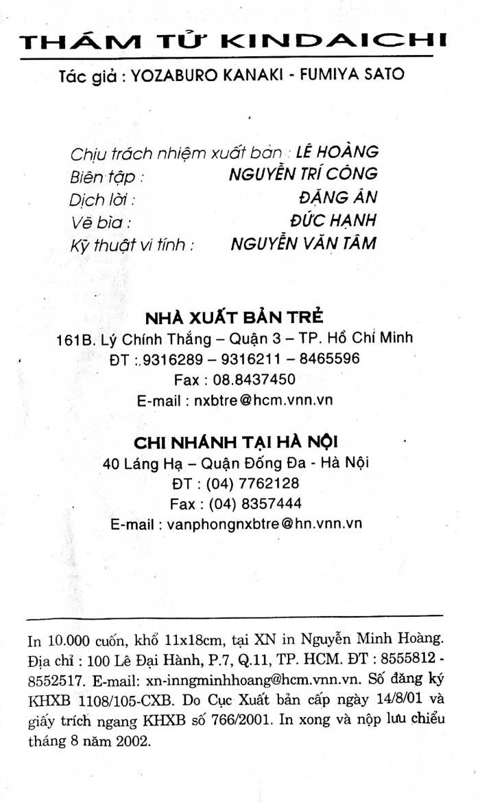 Thám Tử Kindaichi  Chap 51a - Truyenmoi.xyz