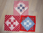 Blokken voor Hollandse quilt