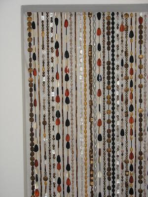 cortinas de piedras artesanales