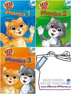 Let's Go Phonics full 1 2 3