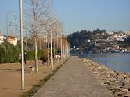 Passeio público no Douro