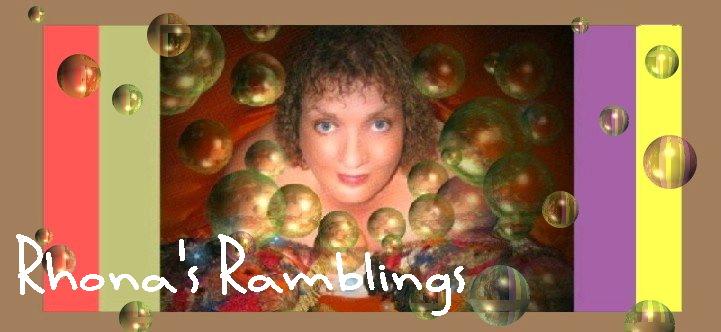 Rhona's Ramblings