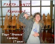 """Tiago """"Brasuca"""""""