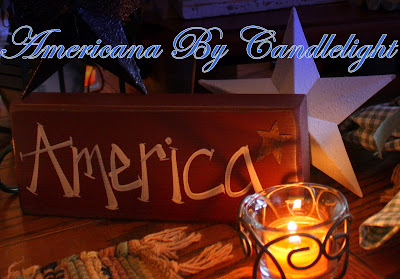 americana by candlelight