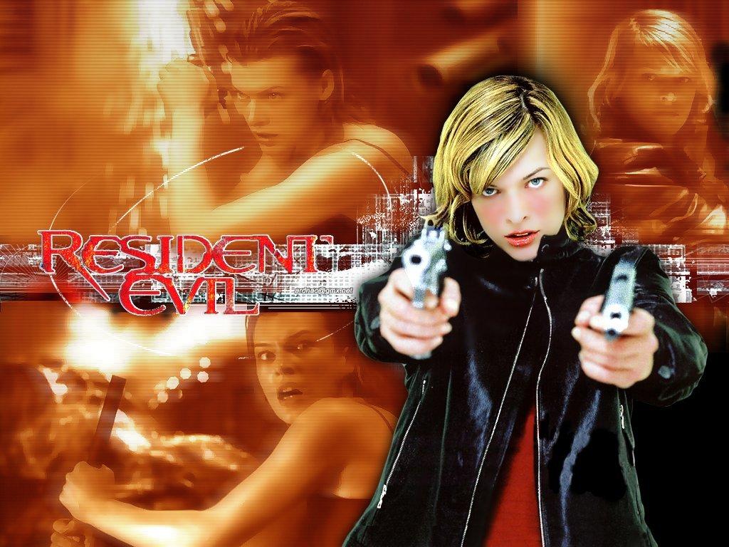 Wallpaper Resident Evil