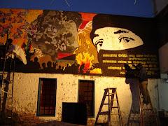 mural  EN EL OLGA Arte al Ataque