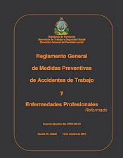 Reglamento General de Medidas Preventivas de Accidentes de Trabajo y Enfremedades Profesion