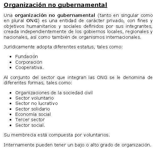 Haga CLICK sobre la IMAGEN para descargar el documento O.N.G._Francisco y Lorna