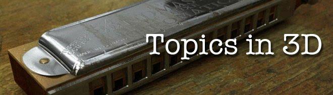 Topics in 3D