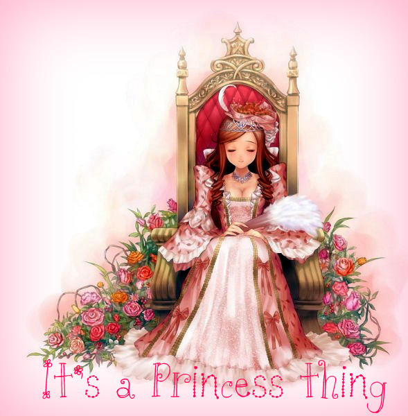 It's a Princess thing