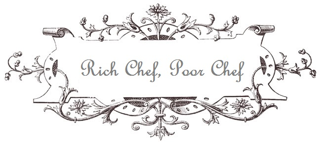 Rich Chef, Poor Chef