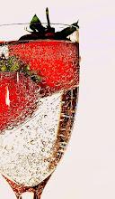 Strawberry Champange