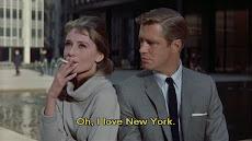 Oh i love New York