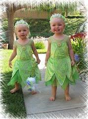 My little Tinkerbells