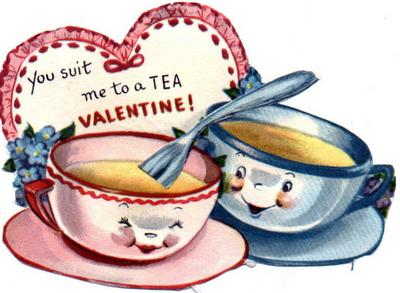 Vintage Valentines on Vintage Valentines