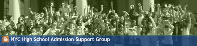NYC High School Admission Support Group