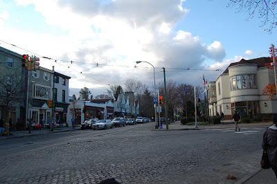 Germantown Avenue, Bethlehem Pike.