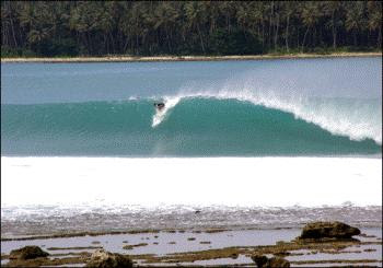 how to get to simeulue island