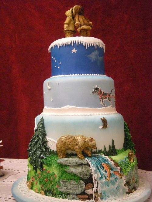 imagenes de las tortas mas increibles