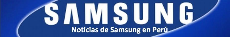 Samsung Perú Blog