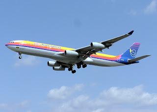 Air Jamaica A340-300 image