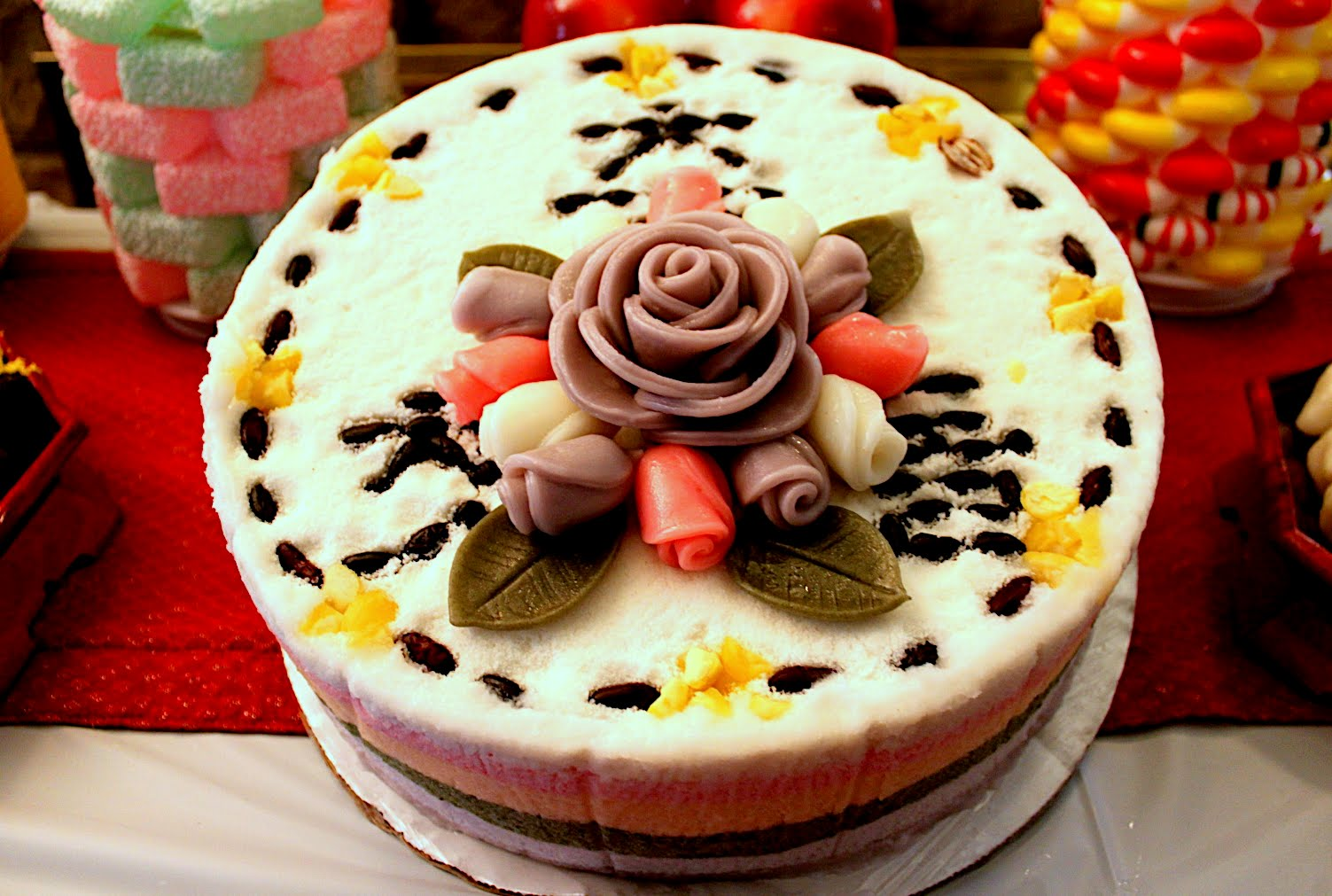Korean Birthday Cake Images : Dohl Celebration! Mother s Mementos