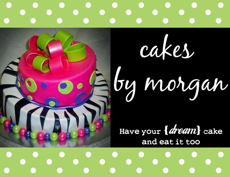 Morgan's Cakes