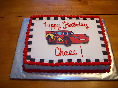 pics of lightning mcqueen cakes. Lightening McQueen cake