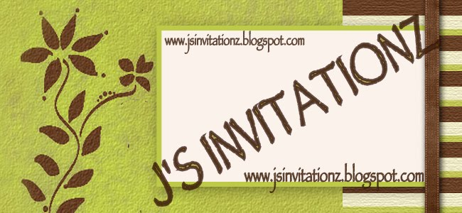 j's invitationz