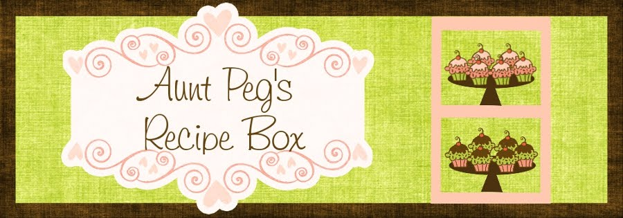 Aunt Peg&#39;s Recipe Box