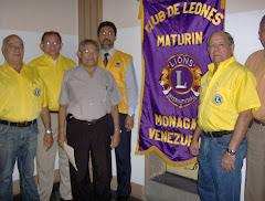 CLUB DE LEONES DE MONAGAS EN ACCIÓN