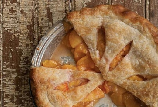 Fresh peach pie recipes