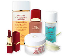 Clarins Makeup on Beauty   Cosmetics