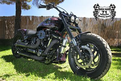 Imágenes de motos tuning Muscle+bike