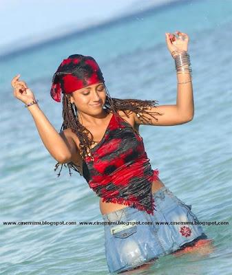 Trisha Picture