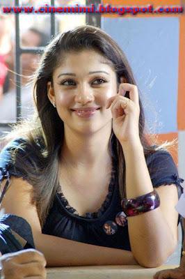 Nayanthara Aathavan movie Image