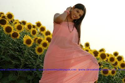 Actress Banu