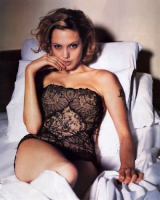 Angelina Jolie hot photo