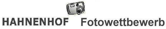 Hahnenhof Fotowettbewerb