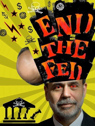 Bernanke's Exploding Head