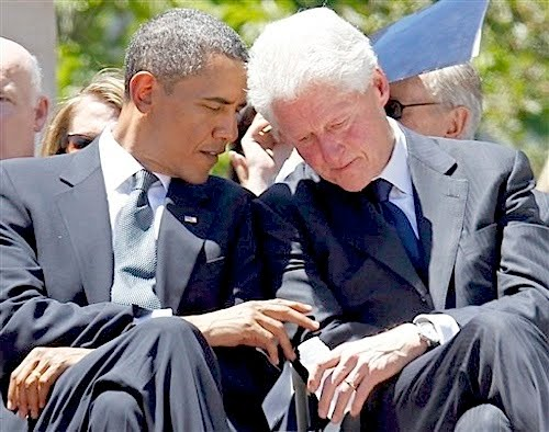 As most know by now, pulling a Clinton isn't anything kinky; it simply means ...
