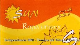SUN Ropa Unisex