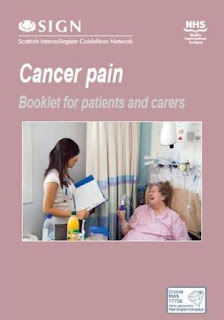 Cancer Pain: Booklet for Patients and Carers