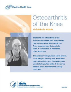 Osteoarthritis of the Knee: A Guide for Adults