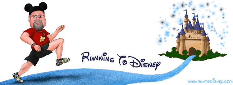 Running to Disney