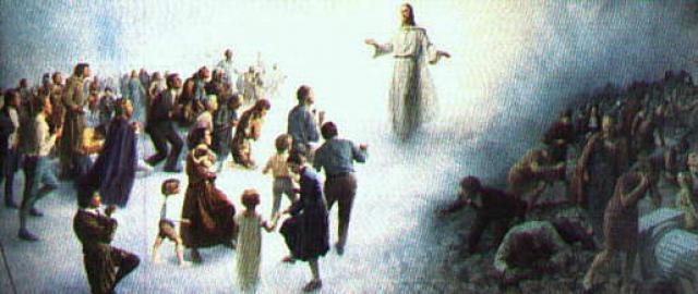 JESUS VOLTARÁ