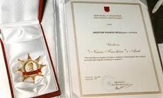 Shqipëria dekoron  ARISTIDH KOLIAN